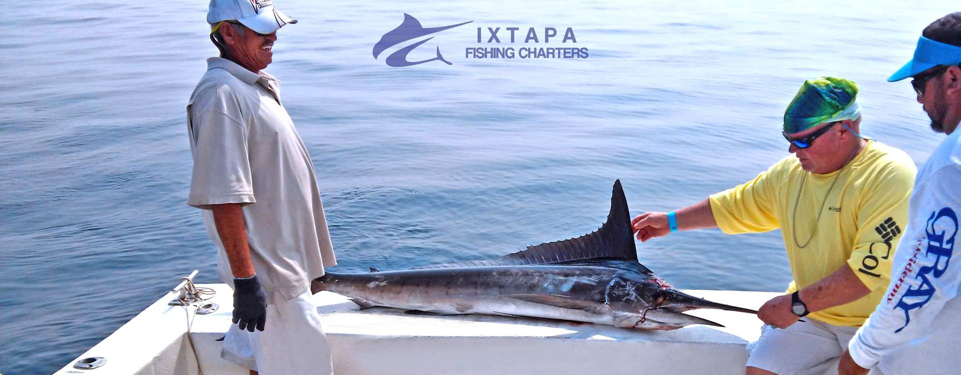 Ixtapa Zihuatanjo Fishing Charters. Sportfishing Charters has selected these fishing charters boats in Ixtapa Zihuatanejo Mexico. Fishing, Deep Sea fishing Or Small Game fishing, For Fly Fishing and Rooster Fishing Martin on Ixtapa Zihuatanejo Mexico. Best Sport Fishing Charters in Ixtapa Zihuatanejo Mexico